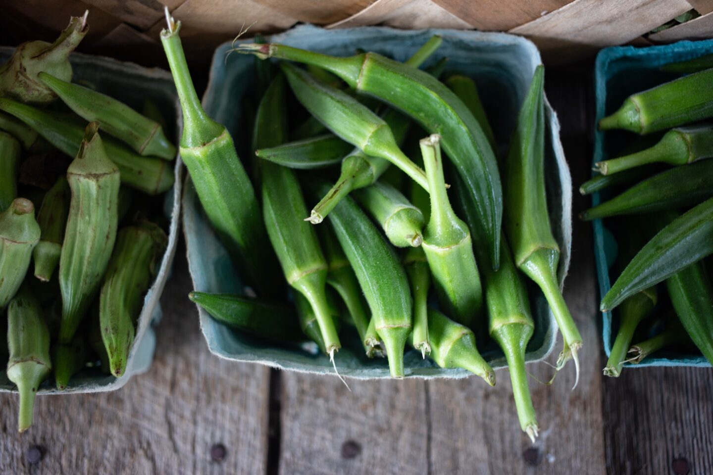Let's Talk About Okra